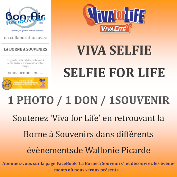 Viva Selfie / Selfie For Life