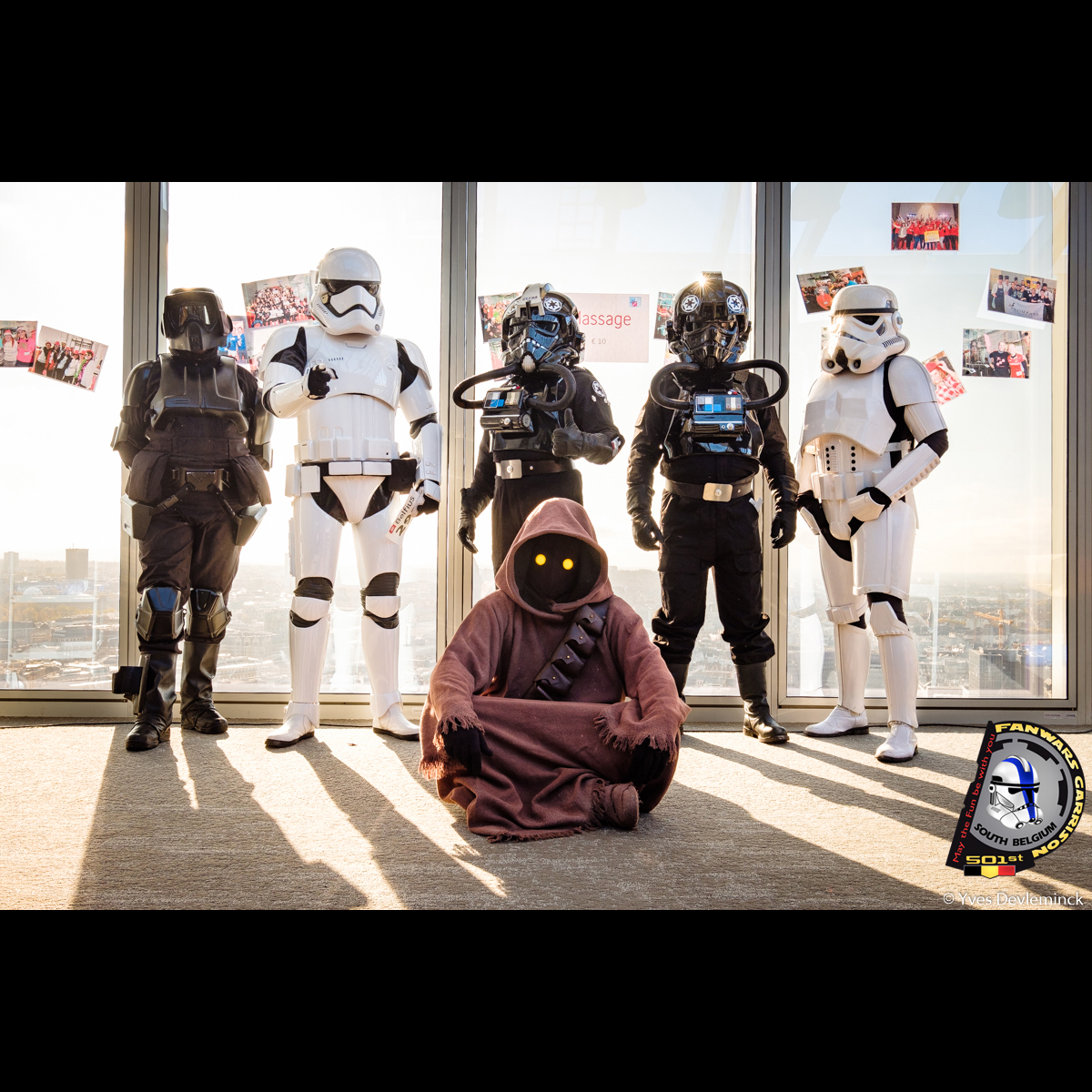 501st FanWars Garrison - Stairs For Life