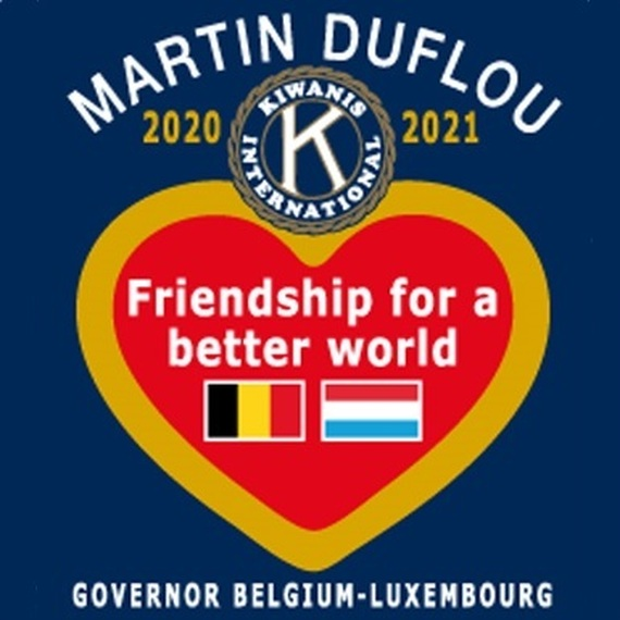Kiwanis Belgium Luxembourg 2021