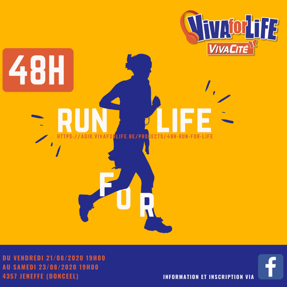 48H RUN FOR LIFE