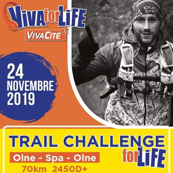 TRAIL CHALLENGE FOR LIFE
