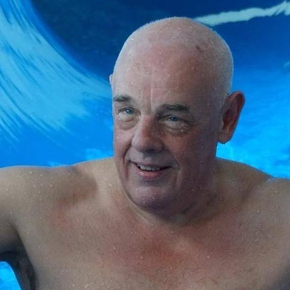 Je nage pour Viva for Life