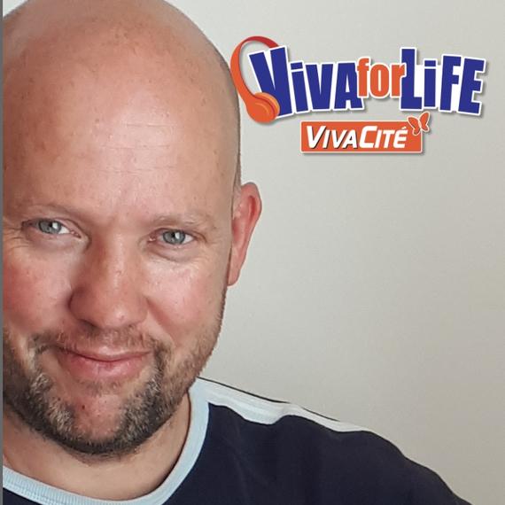 Olivier LOIN Collecte  de fonds pour le Viva for Life