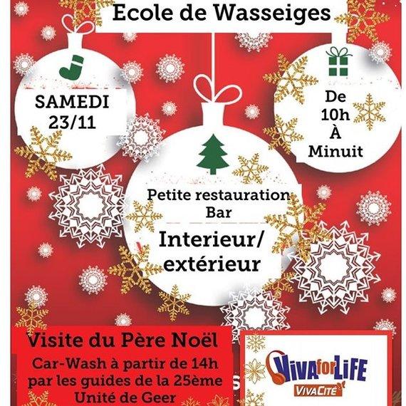 Marché de Noel Wasseiges Viva for Life