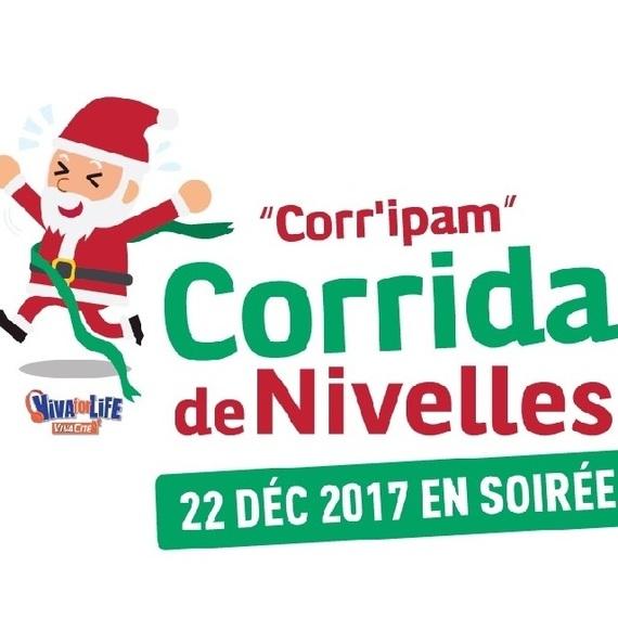 """Corrida de Nivelles """"Corr'ipam"""""""