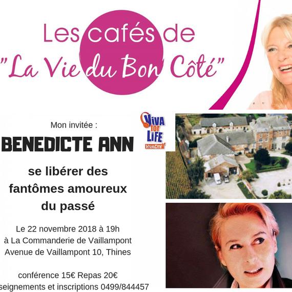 Café La Vie du Bon Côté à Nivelles