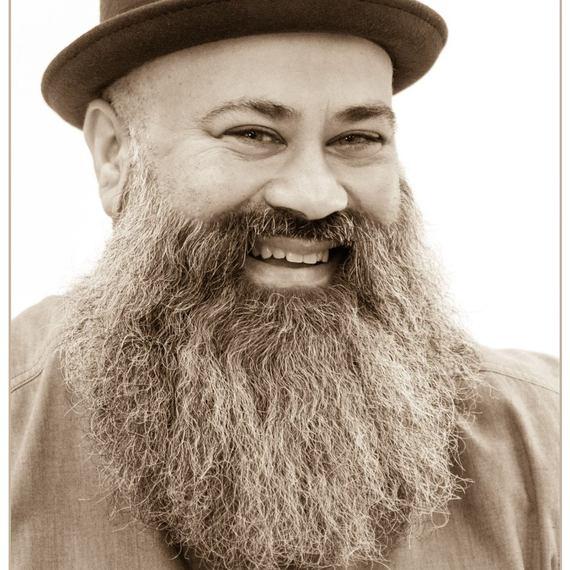 la barbe dans toute sa splendeur