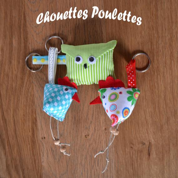 Chouettes Poulettes pour Viva for Life