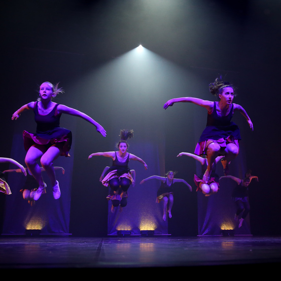 Goûter de Noël de Dance Station Center