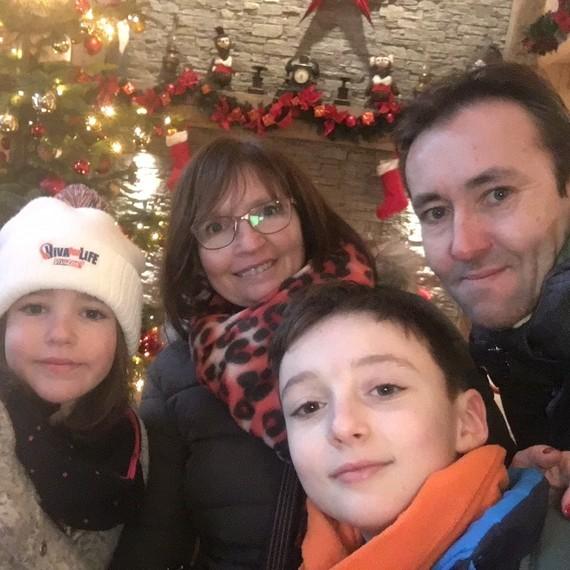 Laurence et sa famille se mobilisent