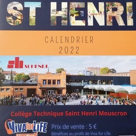 St Henri Mouscron remet son chèque avec un défi sportif