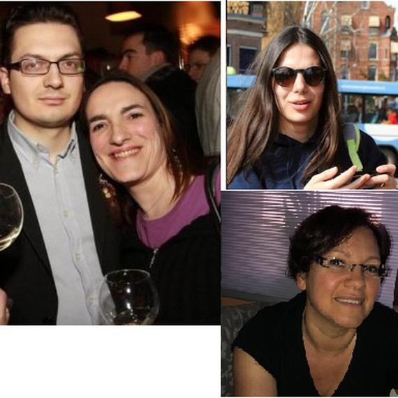 La famille au Blind Test Viva for Life