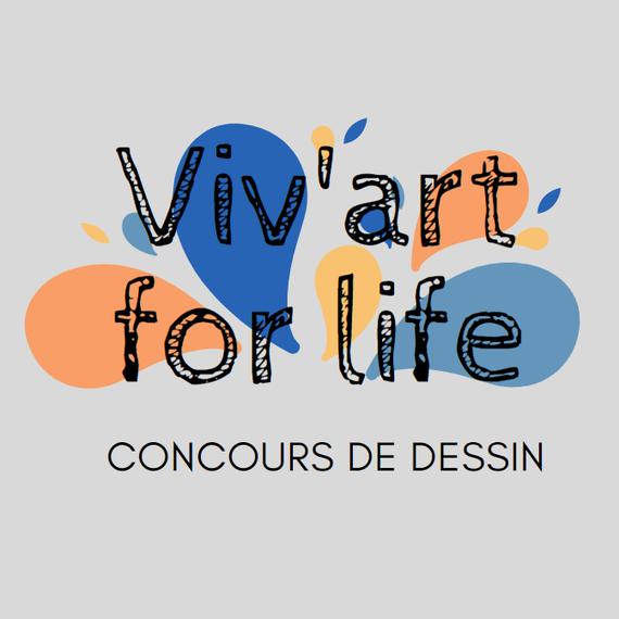 Viv'art for life